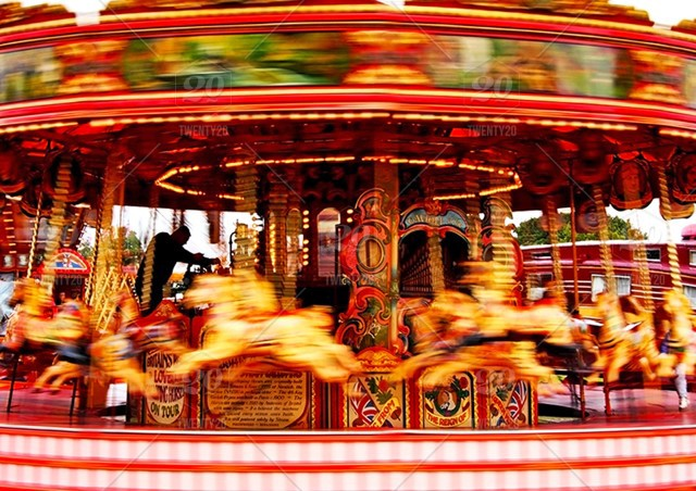 Are You Riding the Thought Loop Carousel?  3 ways to jump off